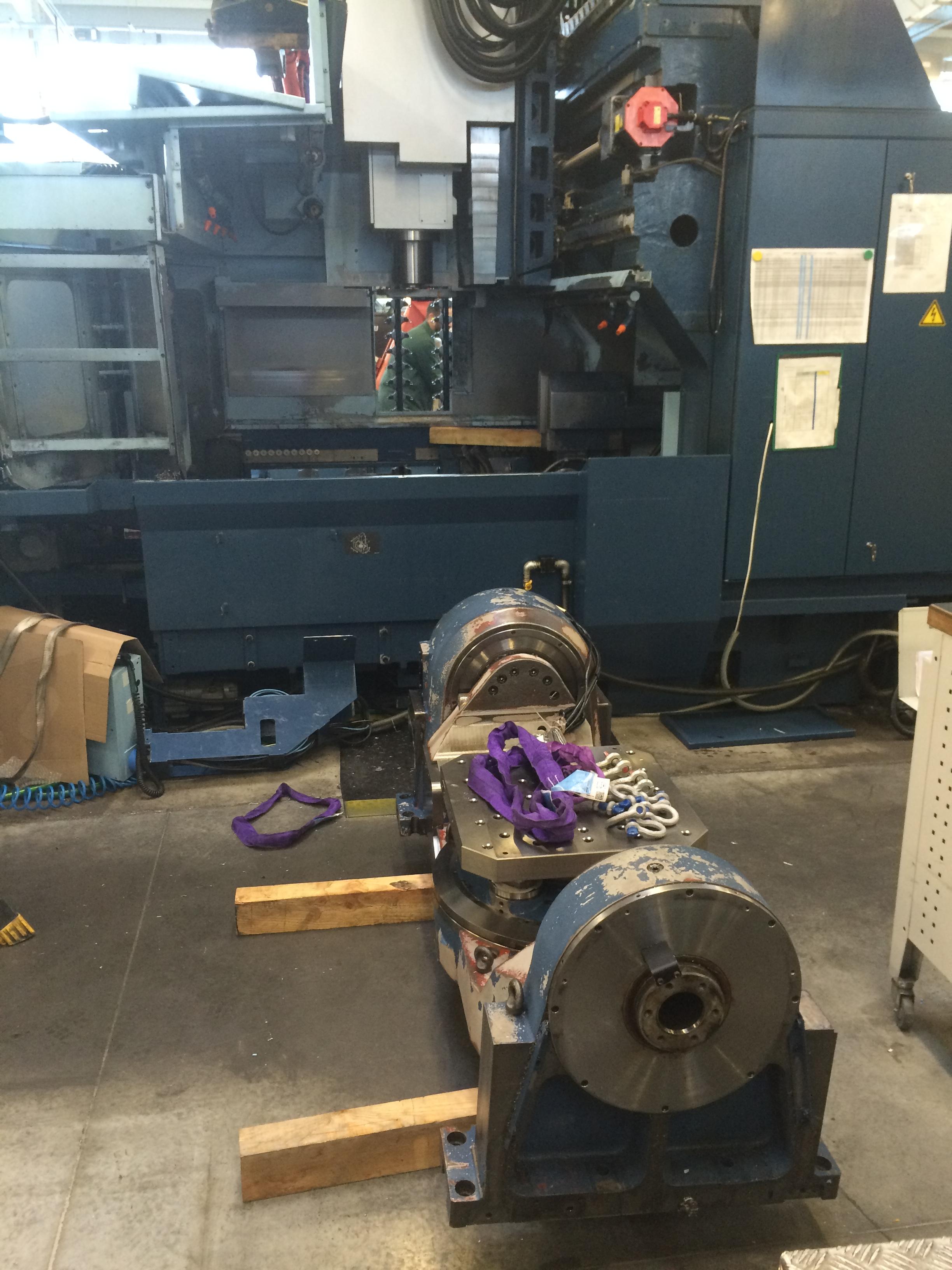 mécanique machines outils