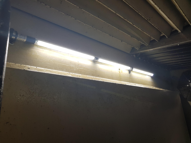 Lampe LEDS machines outils accessoire