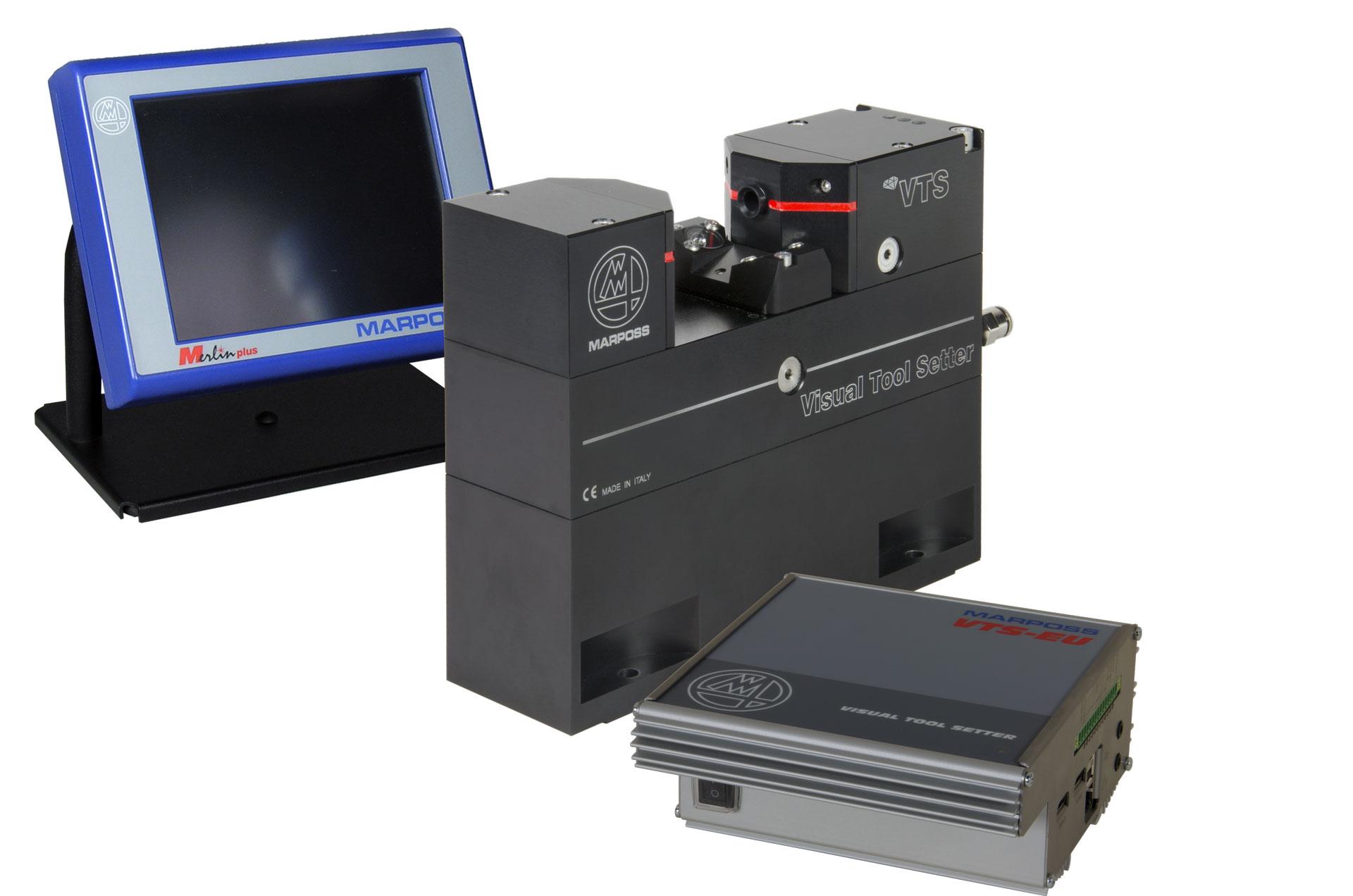 système mesure laser MARPOSS VTS