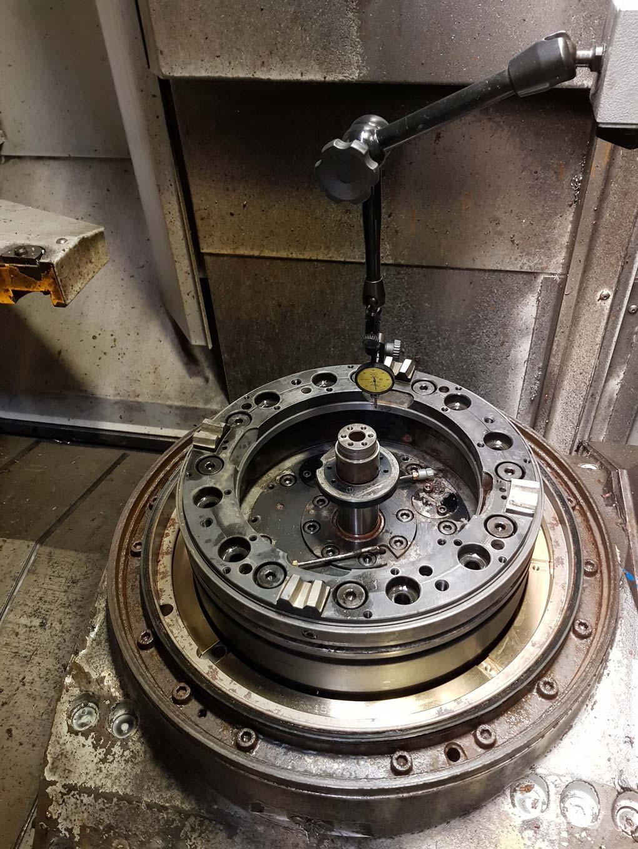 géométrie machine réparation et mécanique